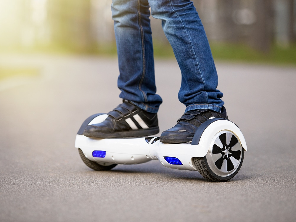 Hoverboards and Self-Balancing Scooters Recalled by 10 Firms Due to Fire Hazard